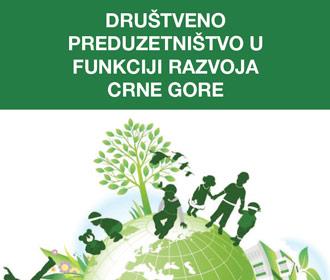 Društveno preduzetništvo u funkciji ekonomskog razvoja Crne Gore